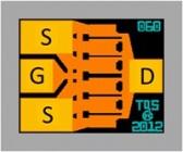TriQuint TGF2060 Discrete FET