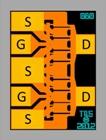 TriQuint 800 micron Discrete FET