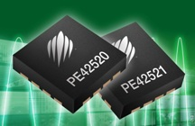 Peregrine Semiconductor SPDT Switches for T&M apps