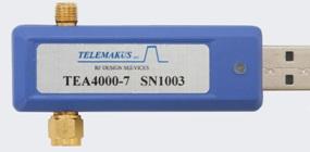 Telemakus USB Controlled Test Equipment Video - TEA series Attenuators