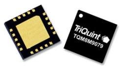 TriQuint's TQM8M9079 variable gain amplifier