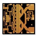 TriQuint 80W GaN amplifier DIE