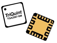 TriQuint TGA2567 2-20GHz LNA with 2dB noise figure