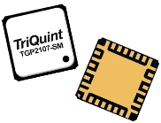 TriQuint 6-bit, SMT Phase Shifters for EW and Radar from RFMW. TGP2105-SM and TGP2107-SM