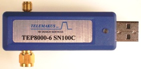 Telemakus TEP8000 Digital Phase Shifter for C-band