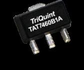 TriQuint TAT7460B1A, linear, 75-ohm, CATV amplifier addresses CATV and Satellite bands
