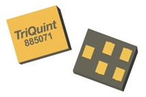 TriQuint's 885062 and 885071 coexistence filters enable Wi-Fi / LTE for Small Cells