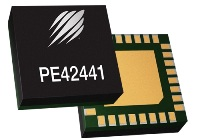 10MHz to 8GHz Absorptive SP4T from Peregrine - PE42441