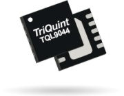 TriQuint's TQL9044 LNA market leading 0.6dB noise figure from 1.5 – 4GHz.