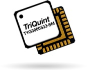 TriQuint T1G3000532-SM spans 30MHz to 3.5GHz with >5W output