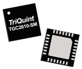 TGC2610-SM, 10-15.4GHz downconverter from TriQuint