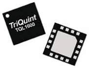 TriQuint TQL1600 is a fully integrated 802.11a/n/ac FEM, with bypass LNA + T/R SPDT switch