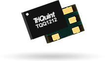 TriQuint TQQ1212 B34/B39 Dual-Band SAW Filter Module