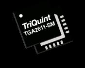 TriQuint TGA2611-SM and TGA2612-SM GaN LNAs cover 2 to 12GHz