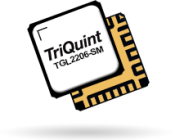 The TGL2206-SM and TGL2207-SM 100W VPIN limiters from TriQuint