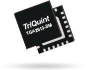 TriQuint TGA2613-SM high-linearity, LNA for S-band Radar offers robust configuration