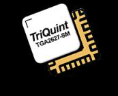 TriQuint's TGA2627-SM, 32dBm Psat GaN driver covers 6 to 12GHz