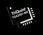 TriQuint TGA2597-SM 2-6GHz 2 Watt GaN Driver Amplifier