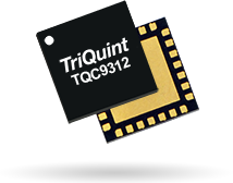 TriQuint's TQC9312 DVGA combines an amplifier + DSA + amplifier