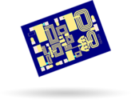 The Qorvo TGA2597 is a a 2 - 6GHz GaN driver amplifier.