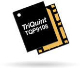 Qorvo TQP9108 offers 30.5dB of gain with 31.3dBm output power.