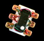 MiniRF MRFSP0014 2-way splitter for low cost CATV. 5-1002MHz. 75 ohm