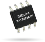 The TAT7472A1F Dual Amplifier from TriQuint (Qorvo) Serves 50 to 1218MHz, 75 Ohm CATV apps