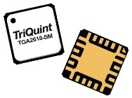 TGA2618-SM, 16 to 18GHz Low Noise Amplifier from TriQuint (Qorvo)