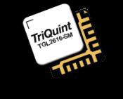 Qorvo TGL2616-SM 10-20 GHz 5-Bit Attenuator. 4x4 QFN