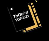 Qorvo TQP9321 1/2 watt amplifier covers 1.8-2.17GHz