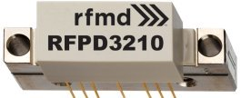 Qorvo RFPD3210 and RFPD3220 are hybrid GaAs/GaN CATV Power Doublers for 45 to 1218MHz CATV amplifier systems