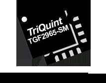 Qorvo's TGF2965-SM, 50 ohm transistor offers 5W from 30 to 3000MHz