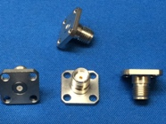 Carlisle H5610 series field replaceable SMA flange connectors to 27GHz