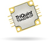 Qorvo TGA2239-CP MMIC amplifier offers 35W Psat 13.4-15.5GHz