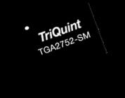 Qorvo TGA2752-SM 10W power amp from 7.1 to 8.5GHz provides 28dB gain