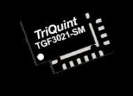 Qorvo TGF3021-SM 4GHz GaN transistor offers 30W with 73% PAE. 32V