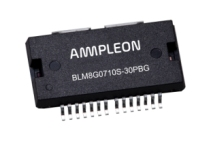 Ampleon's BLM8G0710S-30PBG power MMIC provides 30W from 700 to 1000MHz