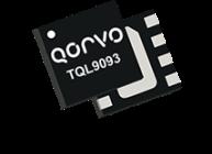 Qorvo TQL9093 LNA with flat gain >19dB. 600-4200MHz