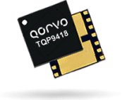 Qorvo TQP9418 0.5W Matched Amplifier covers 1.805 to 1.88GHz
