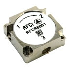 RFCI model RFCR8801 drop-in circulator covers full 2-4GHz S-band