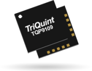 Qorvo TQP9109 offers 30dB of gain. 1.8 to 2.7GHz, OIP3 is 46dBm with P1dB rated at 27.5dBm.