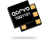 Qorvo TQQ7101 LTE B-1 BAW duplexer for Small Cells