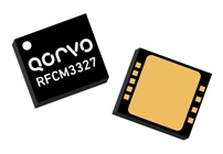 Qorvo RFCM3327 and RFCM3328 CATV power doublers offer DOCSIS 3.1 compliant performance