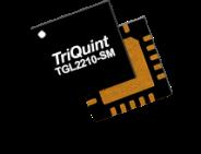 Qorvo TGL2210-SM VPIN Limiter handles 100W. Flat leakage of <17dBm. 50-6000MHz