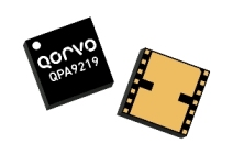 Qorvo's QPA9219 1960MHz, ¼W Small Cell PA w/30dB gain