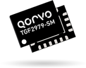 Qorvo TGF2979-SM provides 25W of saturated power from 8 to 12GHz