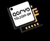 Qorvo TGL2209-SM X-band Power Limiter handles 50W