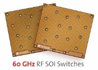 Peregrine Semiconductor PE42525 and PE426525 SPDT switches operating from 9KHz to 60GHz.