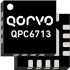 Qorvo QPC6713 50 to 6000MHz DSA features high linearity over the entire 31.75dB gain control range in 0.25dB steps.