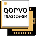 Qorvo's TGA2624-SM, 9 – 10GHz, 20 watt, GaN amplifier
